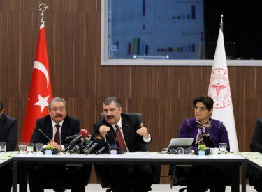 """Bakan Koca: """"Ankara'yı Bir Sağlık Vadisi Yapmak İstiyoruz"""""""
