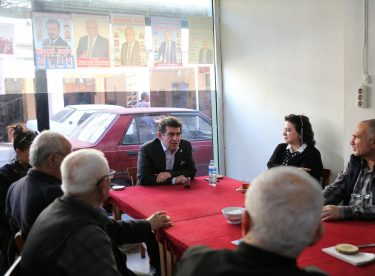 "DSP'li Bağatur: ""Adana'yı Bereketin Başkenti Yapacağız"""