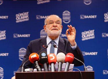 Temel Karamollaoğlu Adana'ya Geliyor