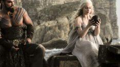 Game of Thrones'un efekt öncesi ve sonrası