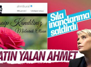 Sıla, Ahmet Kural'ı yalanladı
