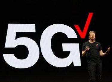 Verizon önümüzdeki ay iki ABD şehrinde 5G'yi başlatacak