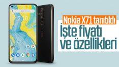48 MP kameralı Nokia X71 tanıtıldı: İşte fiyatı ve özellikleri