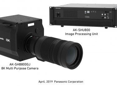 Panasonic NAB 2019'da üretim yelpazesini genişletiyor