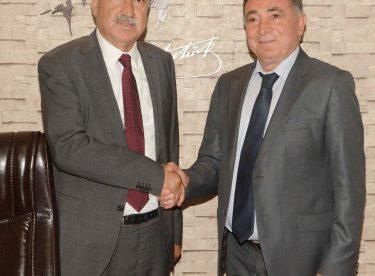 Başkan Karalar, ASKİ Genel Müdür Vekilliğine Küreksiz'i Atadı