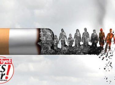 Türkiye'de 252 bin çocuk sigara kullanıyor