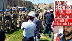 Mardin'de kaçak elektrik için kan döktüler