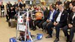 Mars'taki insansız aracın benzerini yapan liselilere ödül