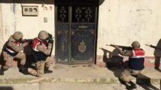 Siirt'te terör operasyonu: 3 gözaltı