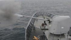 'Denizkurdu-2019'da üçüncü gün; Helikopterler gücünü gösterdi