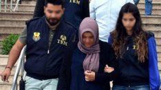 FETÖ hükümlüsü kadın yakalandı