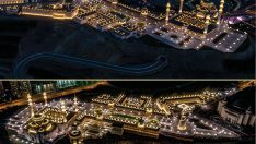 Kuzey Ankara Camii ve Külliyesi'nin açılışı Cuma günü