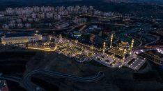 Büyük Ankara Camisi ile Diyanet Bilim ve Kültür Merkezi açıldı