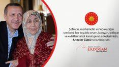 Başkan'dan Anneler Günü Mesajı