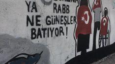 Çayırova Kız Anadolu İ.H.L öğrencilerinden boyama sanatı