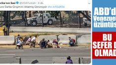 ABD basının Venezuela üzüntüsü
