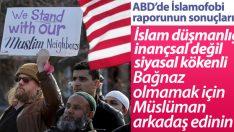 ABD'de 2019 İslamofobi raporu