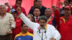 ABD'nin yaptırımları Venezuela'yı zarara soktu