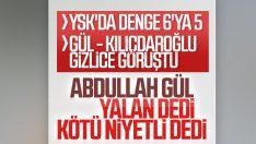 Abdullah Gül, Mahmut Övür'ün yazısını yalanladı