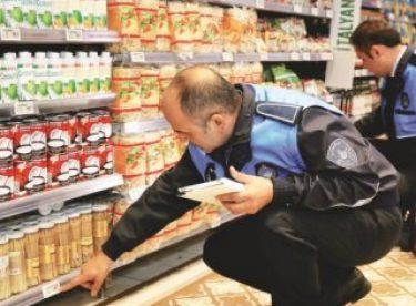 Ankara'da denetimlerde 40 işletmeye ceza