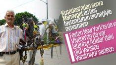 Antalya'da fayton faaliyeti bitiyor