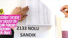 CHP, YSK listesinde sorun olmadığını söyledi