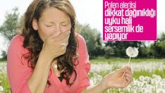 Çocuklarda doğru tedavi polen alerjisini ortadan kaldırıyor