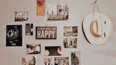 Duvar Dekorasyonu İçin Farklı Öneriler