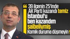 Ekrem İmamoğlu AK Parti'nin itirazlarını değerlendirdi