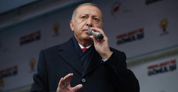 """Erdoğan: """"Adaletin olmadığı bir devlet eninde sonunda yıkılıp gitmeye mahkûmdur"""""""