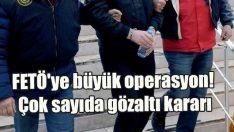 64 polise FETÖ gözaltısı