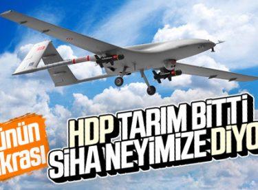 HDP' nin SİHA Rahatsızlığı