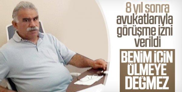 HDP'den CHP'ye: Öcalan konusunda fikrinizi söyleyin