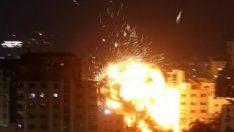 İsrail'in saldırılarında bir Filistinli daha şehit oldu