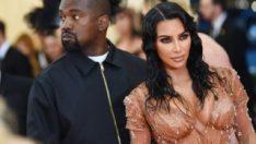 Kardashian ve Kanye West çiftinden ilginç isim tercihi