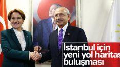 Kılıçdaroğlu, İstanbul için Akşener ile görüşecek