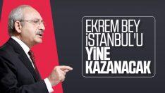 Kılıçdaroğlu İstanbul seçimlerinden emin