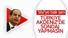 Mısır: Türkiye'nin sondajları bizi endişelendiriyor