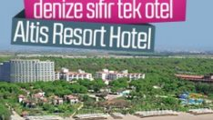 Muhafazakar aile oteli: Altis Resort Hotel