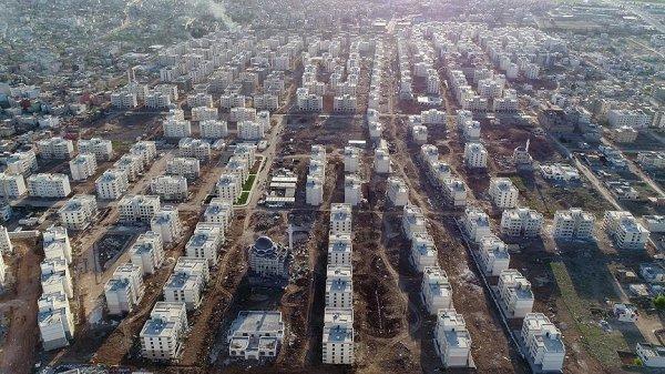 Nusaybin'de terör mağdurlarına evleri teslim edildi