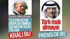 S.Arabistan'dan Türk ürünlerine boykot