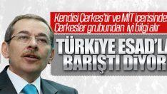 Şener: Hayırlı olsun Esad ile Türkiye barıştı