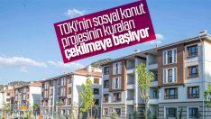 TOKİ'nin sosyal konut projesi kura tarihi belli oldu