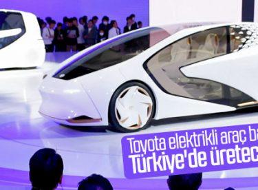 Toyota 'Türkiye' dedi