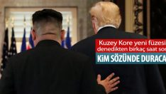 Kim Jong'un sözünü tutacağına inanıyorum