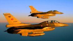 TSK'dan Irak'ın kuzeyine hava harekatı! PKK hedefleri vuruldu