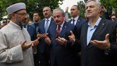 Hacı Bayram Camii'nde Mursi için cenaze namazı!