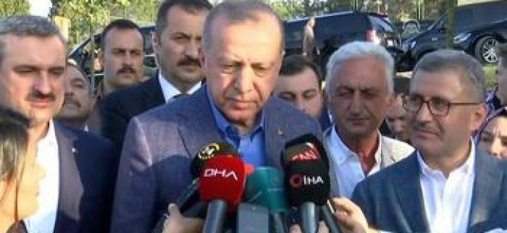 Mursi'nin vefatının ardından Erdoğan'dan ilk sözler