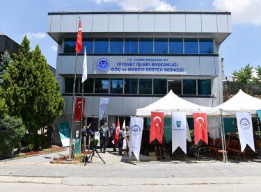 Diyanet İşleri Başkanlığı Göç ve Manevi Destek Merkezi Açıldı