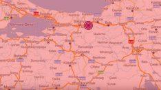 4.7'lik deprem Marmara'nın habercisi mi? Jeofizik uzmanı yanıt verdi